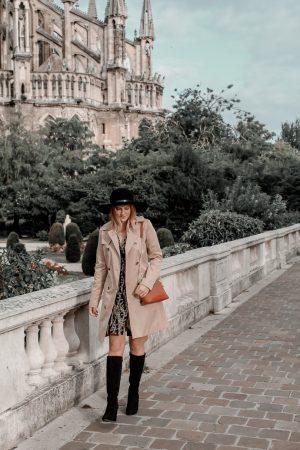 Look le closet le retour de l'automne - Blog Mangue Poudrée - Blog mode et lifestyle à Reims influenceuse - 17