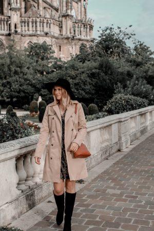 Look le closet le retour de l'automne - Blog Mangue Poudrée - Blog mode et lifestyle à Reims influenceuse - 18
