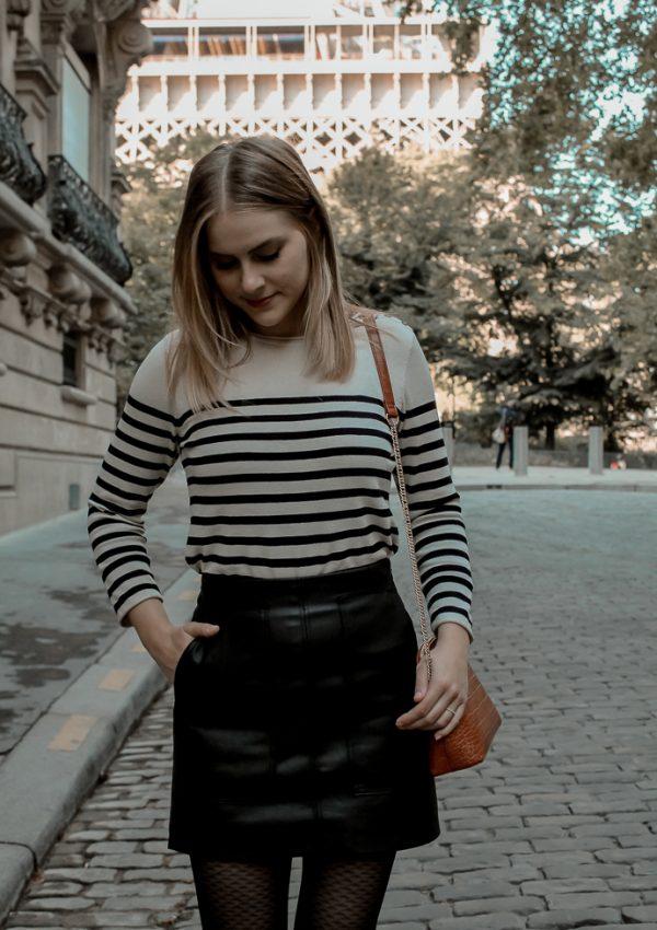 Mon look d'automne à Paris rue de l'université 8eme - Blog Mangue Poudrée - Blog mode et lifestyle à Reims influenceuse - 09
