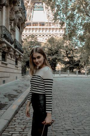Mon look d'automne à Paris rue de l'université 8eme - Blog Mangue Poudrée - Blog mode et lifestyle à Reims influenceuse - 13