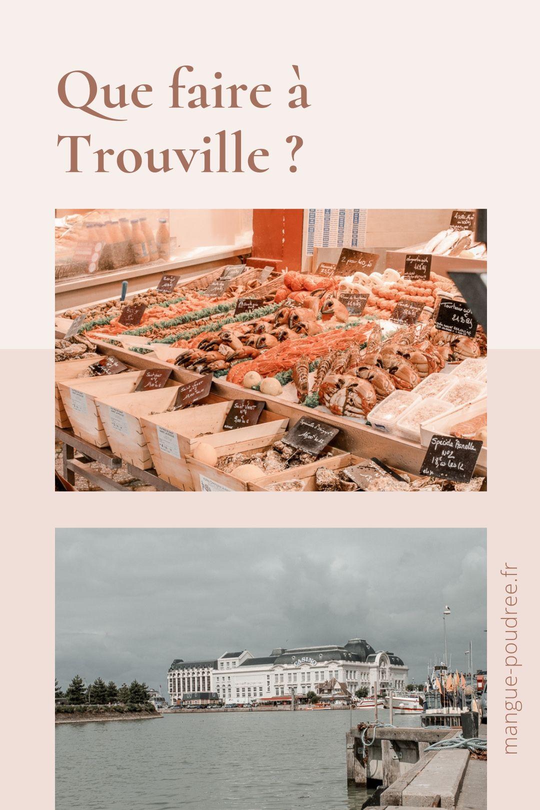 Que faire à Deauville et Trouvuille en 1 week-end ? - Blog Mangue Poudrée - Blog beauté et lifestyle à Reims Paris influenceuse