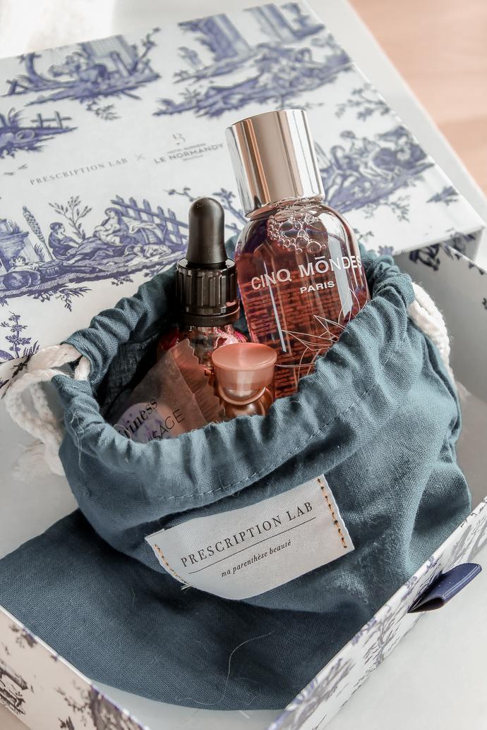 Avis Prescription Lab Octobre 2019 x Le Normanday - Blog Mangue Poudrée - Blog beauté mode et lifestyle influenceuse Reims - 06