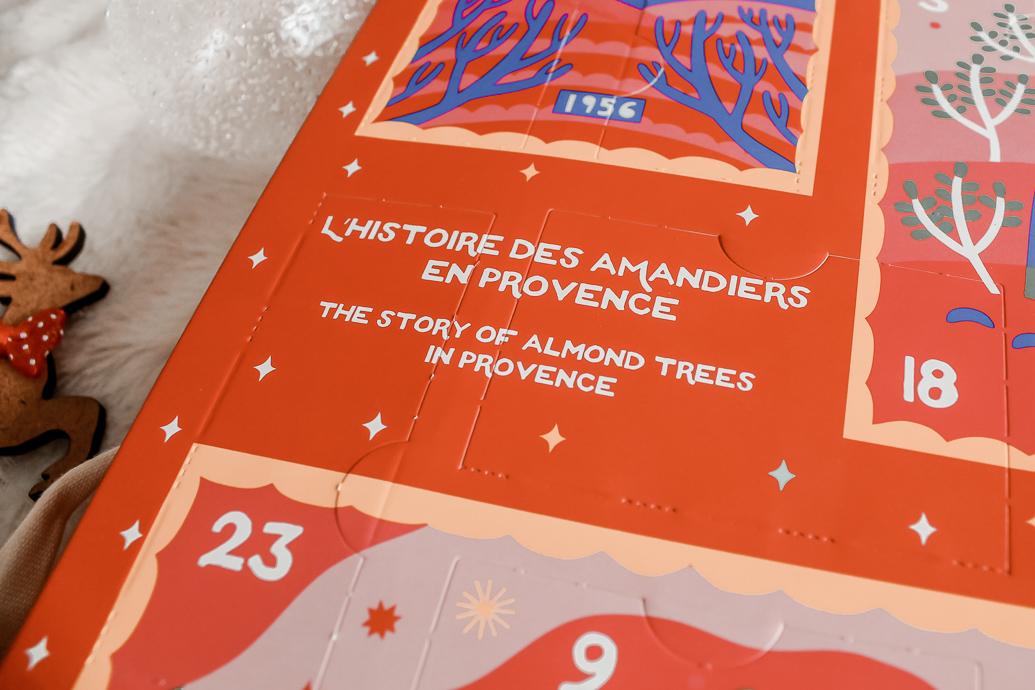 Avis contenu calendrier de l'avent l'occitane 2019 - Blog Mangue Poudrée - Blog beauté et lifestyle à reims influenceuse - 05