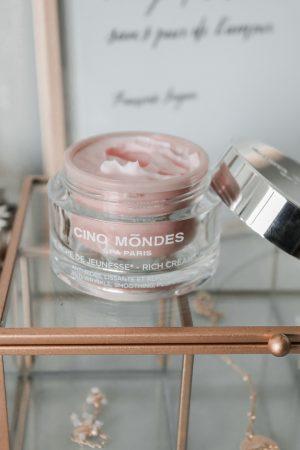 Avis élixir précieux 5 Mondes et crème riche de jeunesse - Blog Mangue Poudrée - Blog beauté et lifestyle à Reims Influenceuse - 04