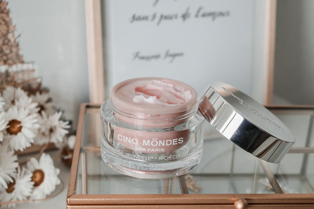 Avis élixir précieux 5 Mondes et crème riche de jeunesse - Blog Mangue Poudrée - Blog beauté et lifestyle à Reims Influenceuse - 06