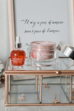 Avis élixir précieux 5 Mondes et crème riche de jeunesse - Blog Mangue Poudrée - Blog beauté et lifestyle à Reims Influenceuse - 09