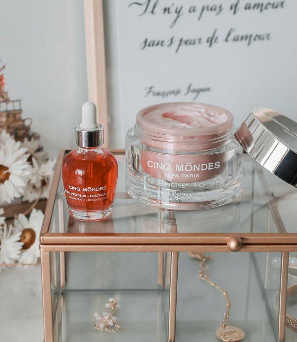 Avis élixir précieux 5 Mondes et crème riche de jeunesse - Blog Mangue Poudrée - Blog beauté et lifestyle à Reims Influenceuse - 10