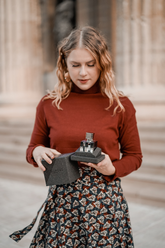 Avis Sillages Paris parfum personnalisé sur-mesure - Blog Mangue Poudrée - Blog beauté, mode et lifestyle à Reims et Paris influenceuse - 01
