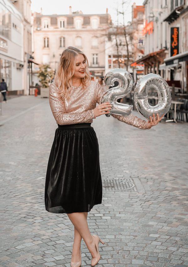 Good bye 2019 ! Mon bilan de l'année et mes projets pour 2020