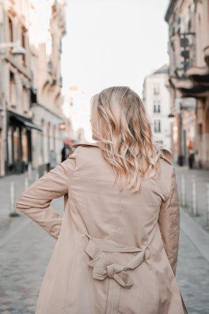 La jupe tartan parfaite pour l'automne hiver - Blog Mangue Poudrée - Blog mode et lifestyle à Paris et Reims - 04