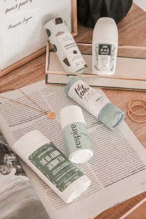 Mes 5 déodorants naturels et efficaces favoris - Blog Mangue Poudrée - Blog beauté et Lifestyle Paris Reims influenceuse - 02