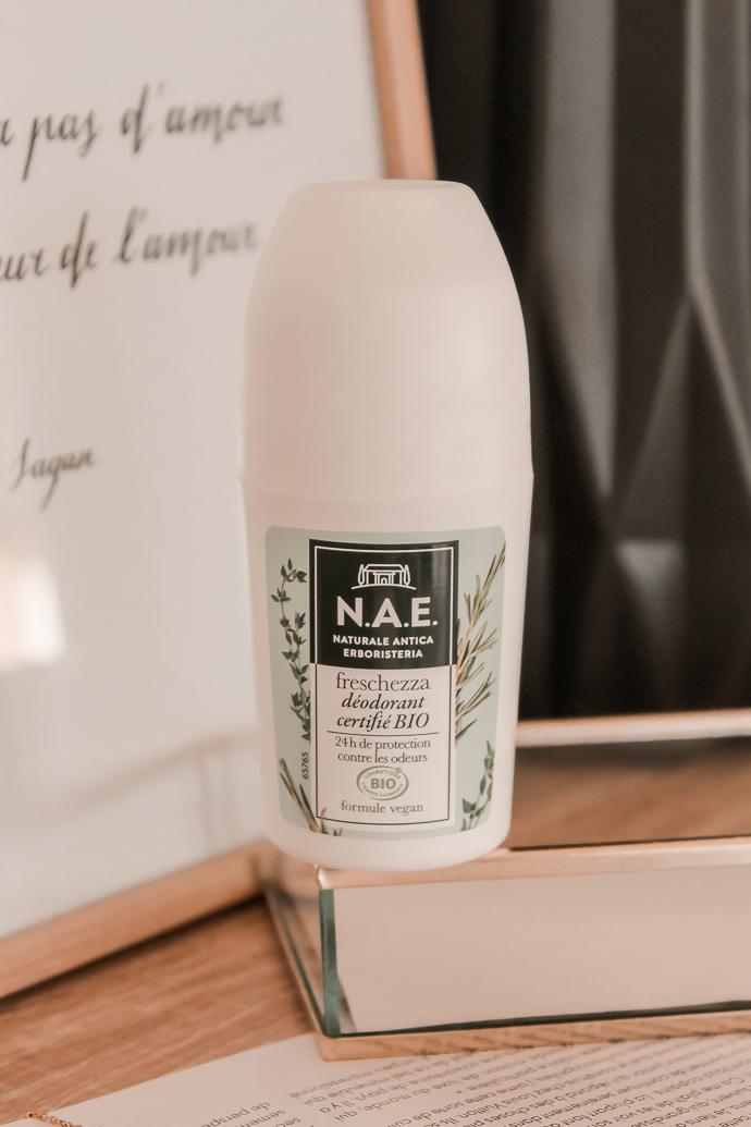 Mes 5 déodorants naturels et efficaces favoris - Blog Mangue Poudrée - Blog beauté et Lifestyle Paris Reims influenceuse - 03