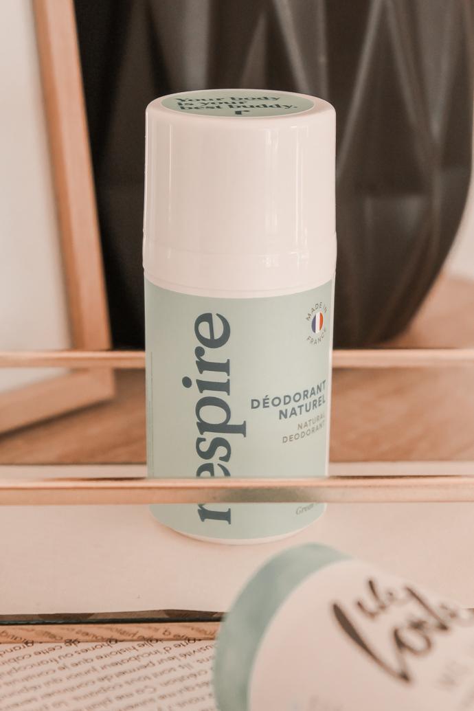 Mes 5 déodorants naturels et efficaces favoris - Blog Mangue Poudrée - Blog beauté et Lifestyle Paris Reims influenceuse - 06