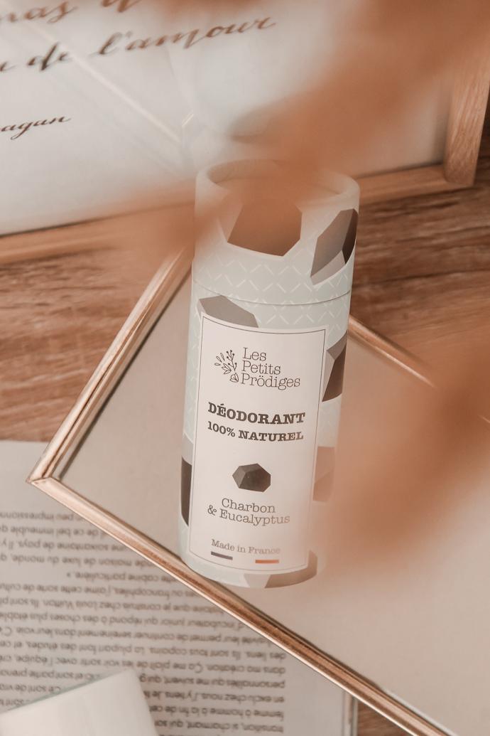 Mes 5 déodorants naturels et efficaces favoris - Blog Mangue Poudrée - Blog beauté et Lifestyle Paris Reims influenceuse - 07