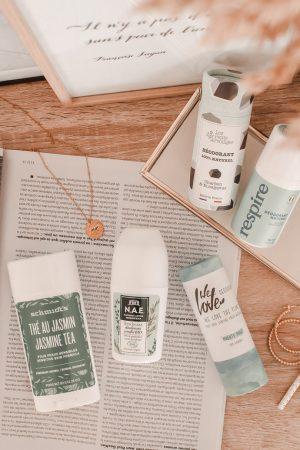 Mes 5 déodorants naturels et efficaces favoris - Blog Mangue Poudrée - Blog beauté et Lifestyle Paris Reims influenceuse - 09