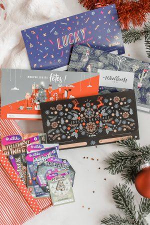 Pochette cadeau illiko - idée de cadeau de noel original - Blog Mangue Poudrée - Blog mode et lifestyle à reims paris influenceuse