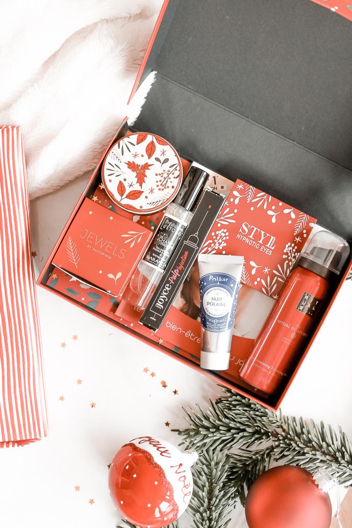 avis contenu Beautiful Box de décembre 2019 - Blog Mangue Poudrée - Blog mode et lifestyle à Reims - 01