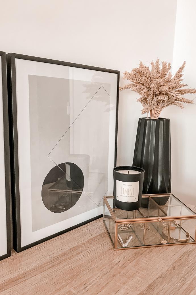 Avis Desenio Affiches cadres - deco minimaliste scandinave - blog Mangue Poudrée - Blog Mode et Lifestyle à Reims Paris influenceuse -3