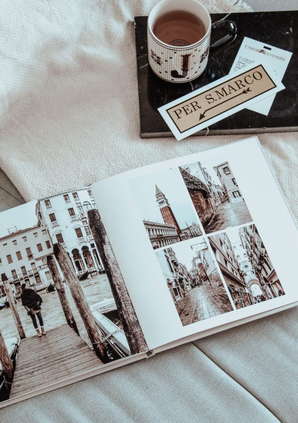 Comment j'immortalise nos souvenirs de vacances avec l'album photo Rosemood