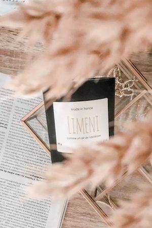 Bougie Limeni Seen - Les cinq petites choses - blog Mangue Poudrée - Blog mode et lifestyle à reims