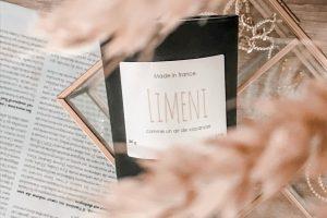 Bougie Limeni footer newsletter - blog mangue poudrée - blog mode et lifestyle a reims paris influenceuse