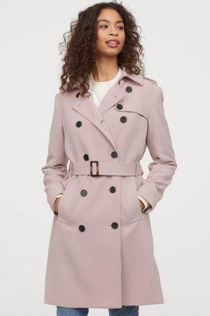 Trench Rose poudré H&M - Les Cinq Petites Choses 12 - Blog Mangue Poudrée - Blog mode et lifestyle à Reims Paris