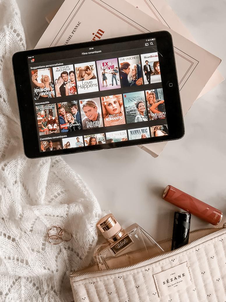 comédies romantiques Netflix - Mangue Poudrée - Blog mode et lifestyle Reims Paris - 02