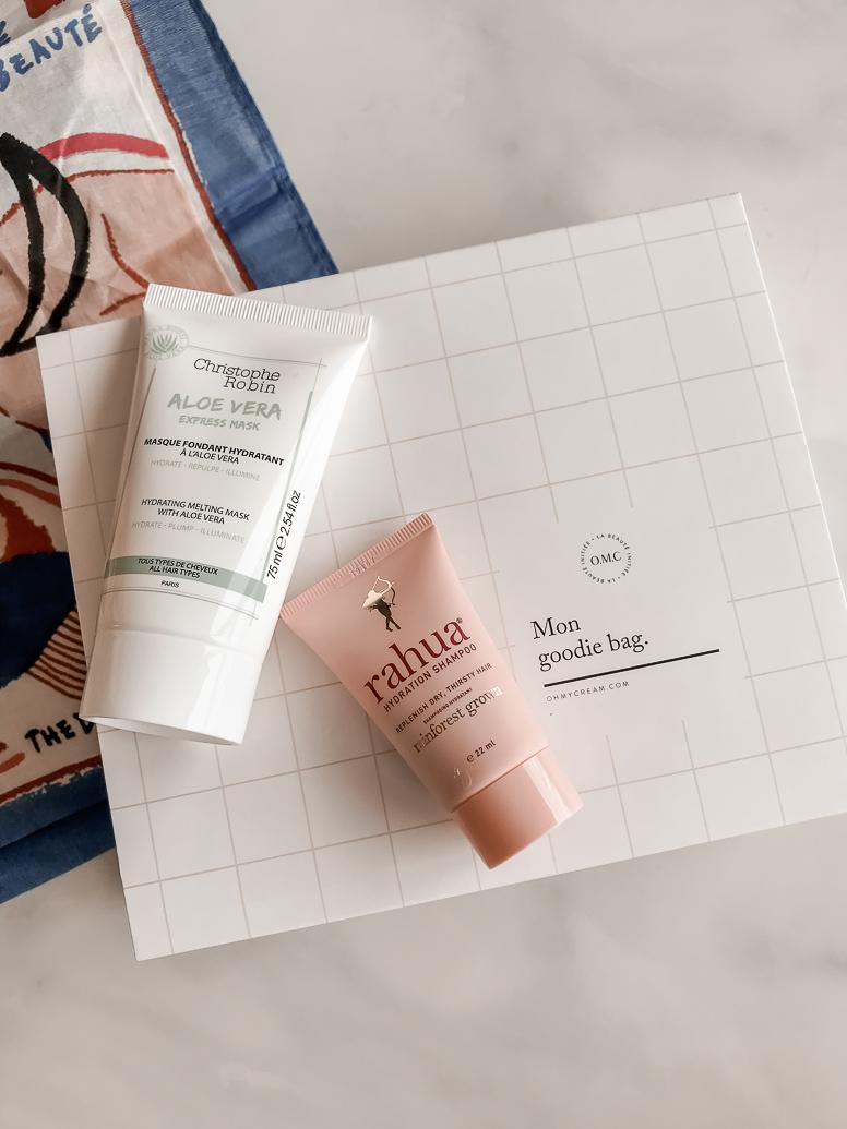 goodie bag Oh My Cream - Blog Mangue Poudrée - Blog mode et lifestyle à Reims Paris influenceuse - 4