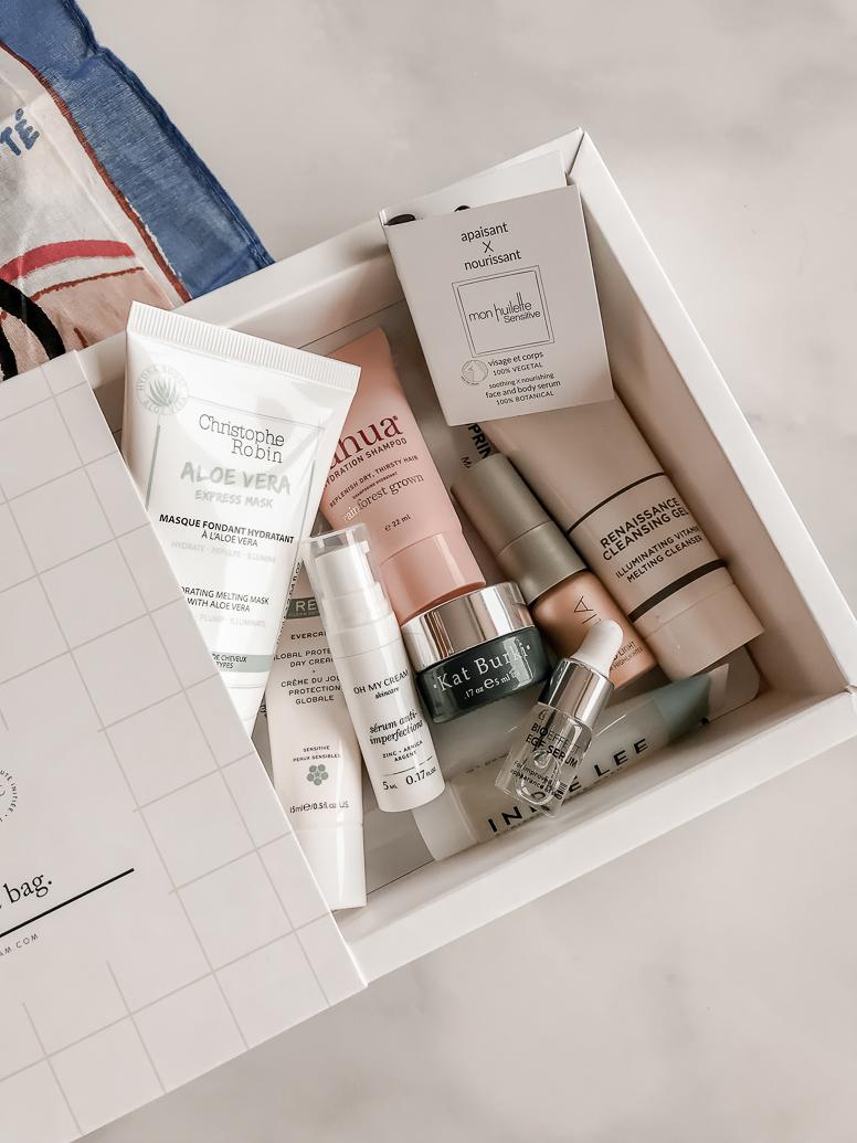 goodie bag Oh My Cream - Blog Mangue Poudrée - Blog mode et lifestyle à Reims Paris influenceuse - 6