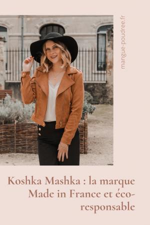 Avis Koshka Mashka - comment porter le jean flare look - Blog Mangue Poudrée - Blog mode et lifestyle Reims Paris Influenceuse - Pinterest - 2