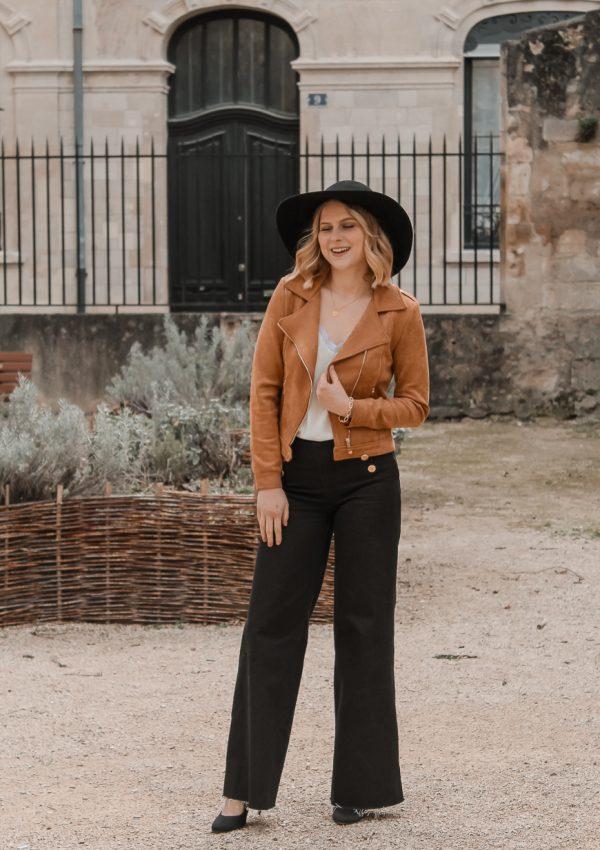 Avis Koshka Mashka - comment porter le jean flare look - Blog Mangue Poudrée - Blog mode et lifestyle Reims Paris Influenceuse1
