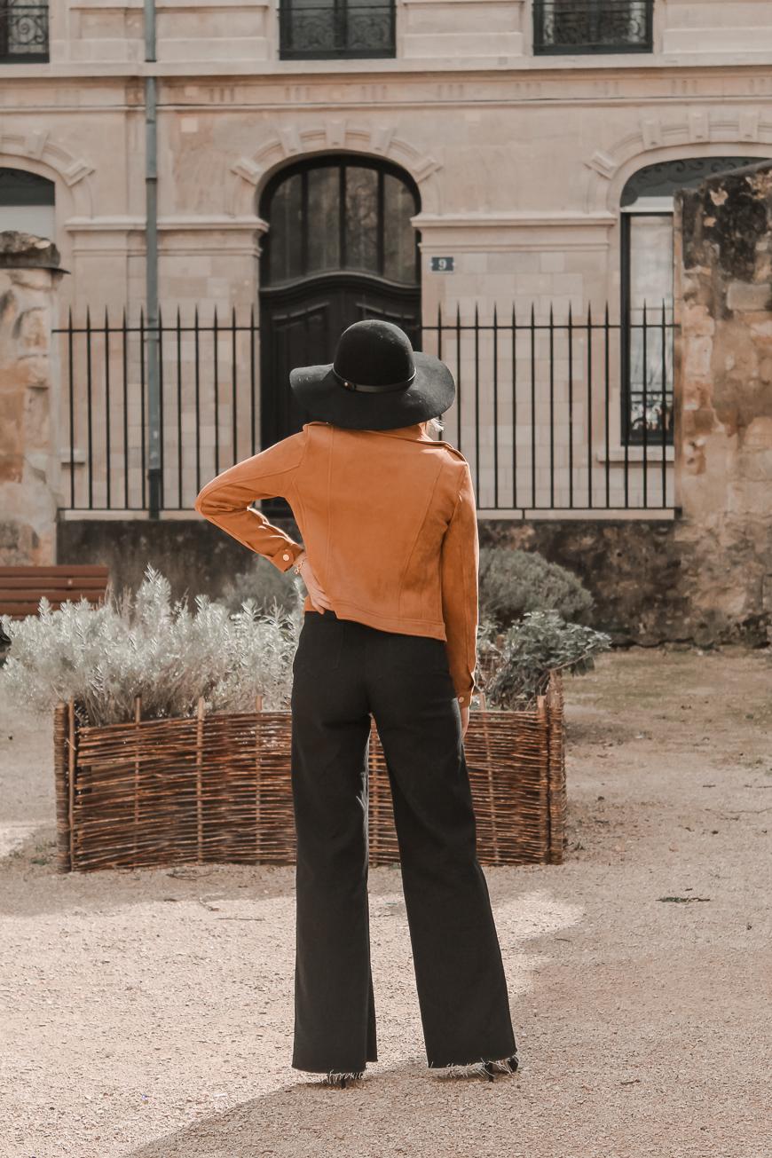 Avis Koshka Mashka - comment porter le jean flare look - Blog Mangue Poudrée - Blog mode et lifestyle Reims Paris Influenceuse10