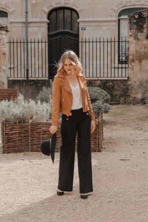 Avis Koshka Mashka - comment porter le jean flare look - Blog Mangue Poudrée - Blog mode et lifestyle Reims Paris Influenceuse14