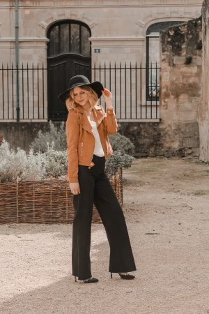 Avis Koshka Mashka - comment porter le jean flare look - Blog Mangue Poudrée - Blog mode et lifestyle Reims Paris Influenceuse15