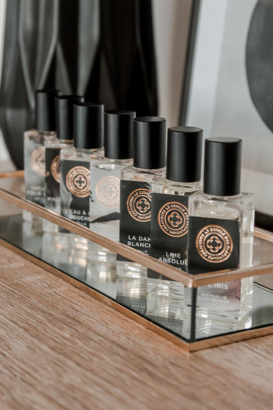 Avis Le Cercle des Créateurs Parfumeurs parfums - Blog Mangue Poudrée - Blog mode et lifestyle à Reims Paris - Influenceuse - 1