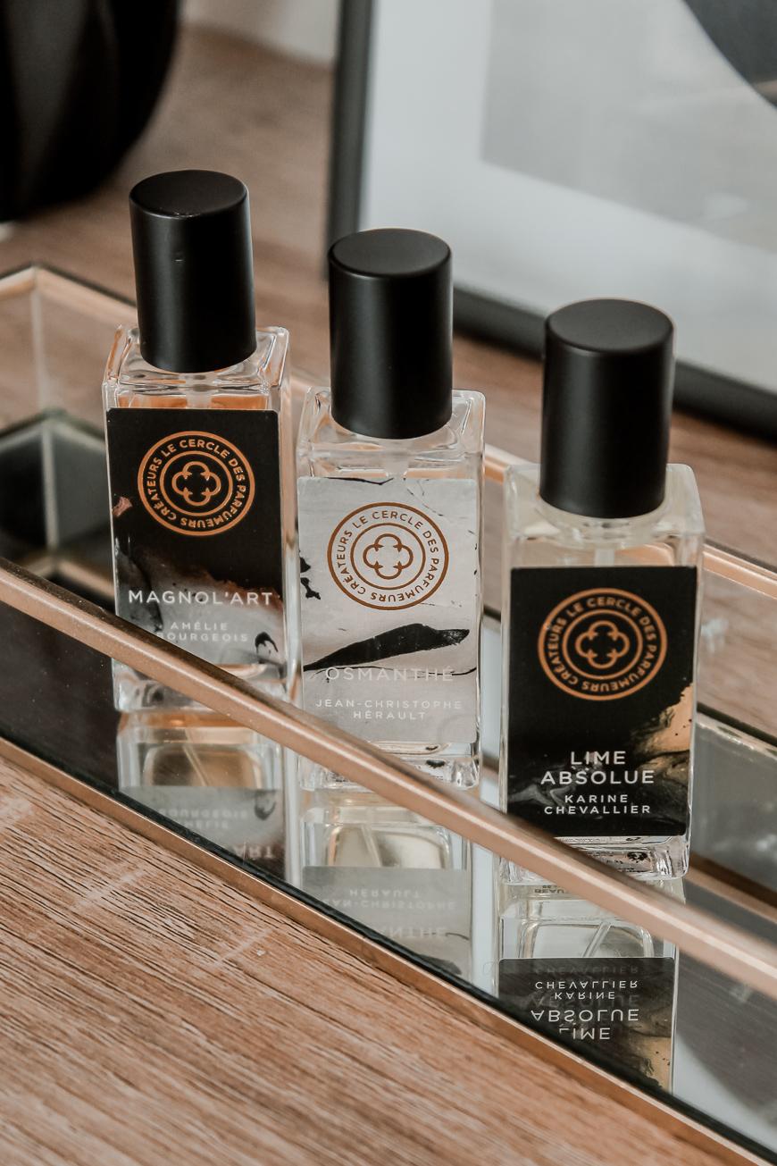 Avis Le Cercle des Créateurs Parfumeurs parfums - Blog Mangue Poudrée - Blog mode et lifestyle à Reims Paris - Influenceuse - 2