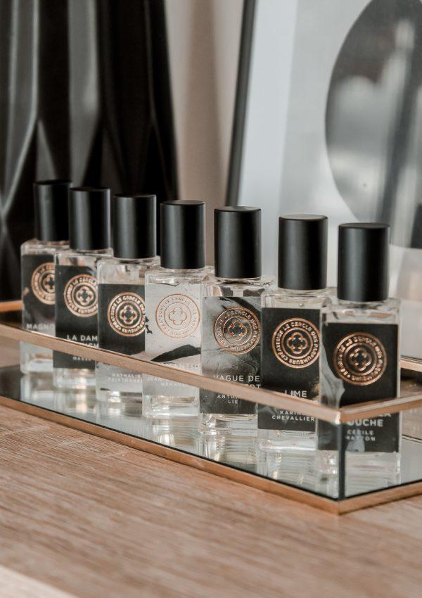 Initiation au parfum avec Le Cercle des Parfumeurs Créateurs