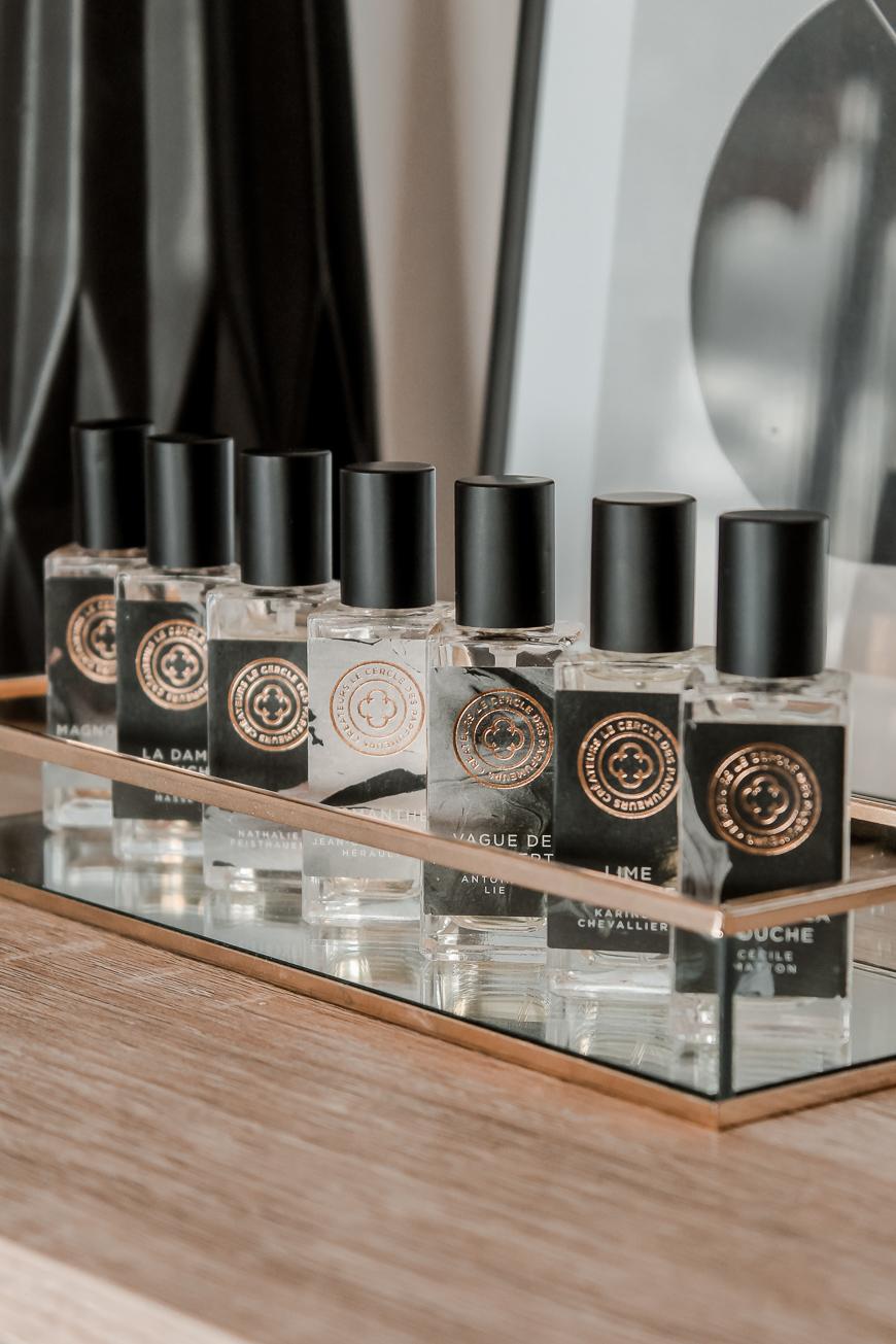 Avis Le Cercle des Créateurs Parfumeurs parfums - Blog Mangue Poudrée - Blog mode et lifestyle à Reims Paris - Influenceuse - 3