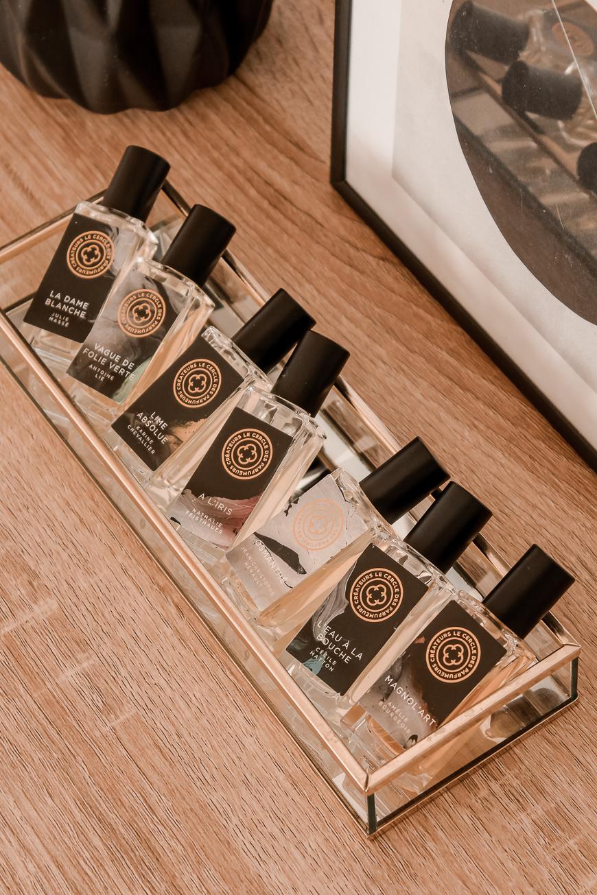 Avis Le Cercle des Créateurs Parfumeurs parfums - Blog Mangue Poudrée - Blog mode et lifestyle à Reims Paris - Influenceuse - 7
