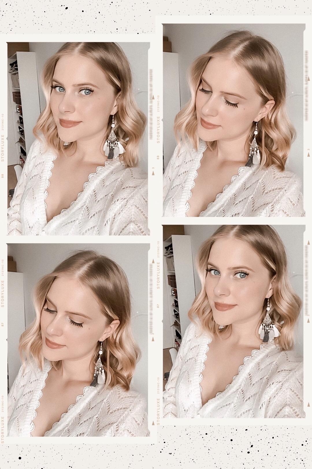 Comment je réalise mon wavy hair ? Découvrez mon secret dans mon tuto vidéo - Blog Mangue Poudrée - Blog Mode et lifestyle à Reims