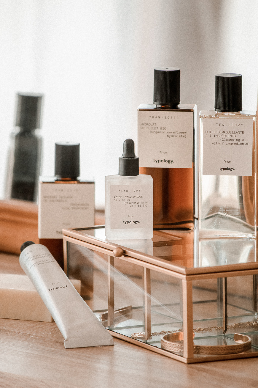 Ma routine peau sensible Typology- Blog Mangue Poudrée - Blog mode et lifestyle à Reims Paris influenceuse - www.mangue-poudree.fr -10