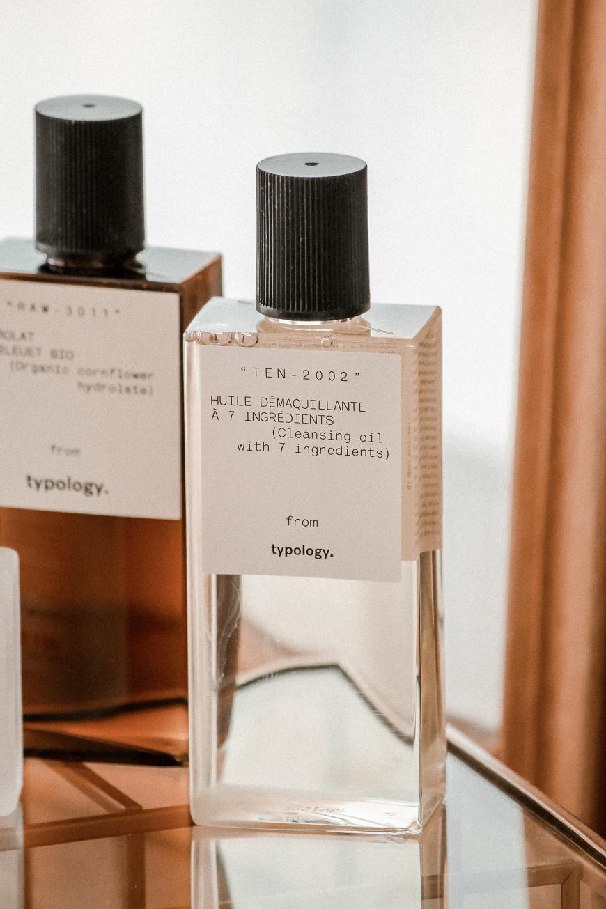 Ma routine peau sensible Typology- Blog Mangue Poudrée - Blog mode et lifestyle à Reims Paris influenceuse - www.mangue-poudree.fr -5