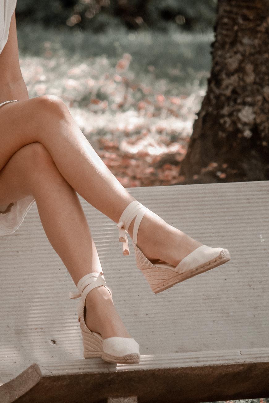 Mes sandales compensées préférées pour le printemps - mangue-poudre.fr - bon plan Parfumdo - Blog Mode et lifestyle à reims Paris Influenceuse - 2