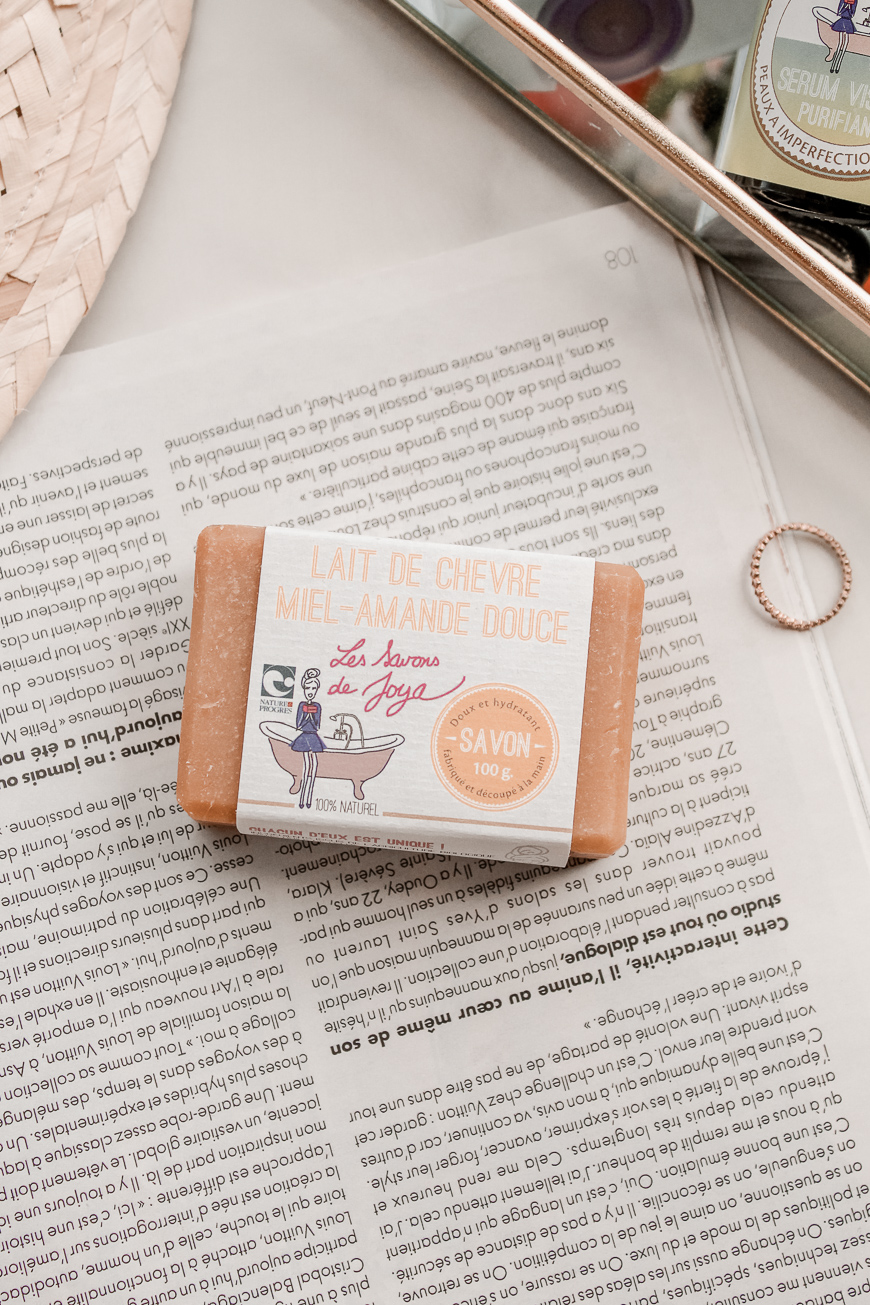 Avis Les savons de Joya - beauté naturelle - Blog Mangue Poudrée - Blog mode et lifestyle à Paris - 3