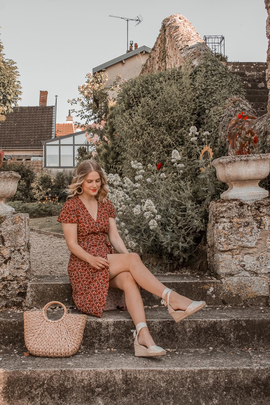 La robe Aatise parfaite pour le printemps et made in France - Blog Mangue Poudrée - Blog mode et lifestyle à Paris - 11