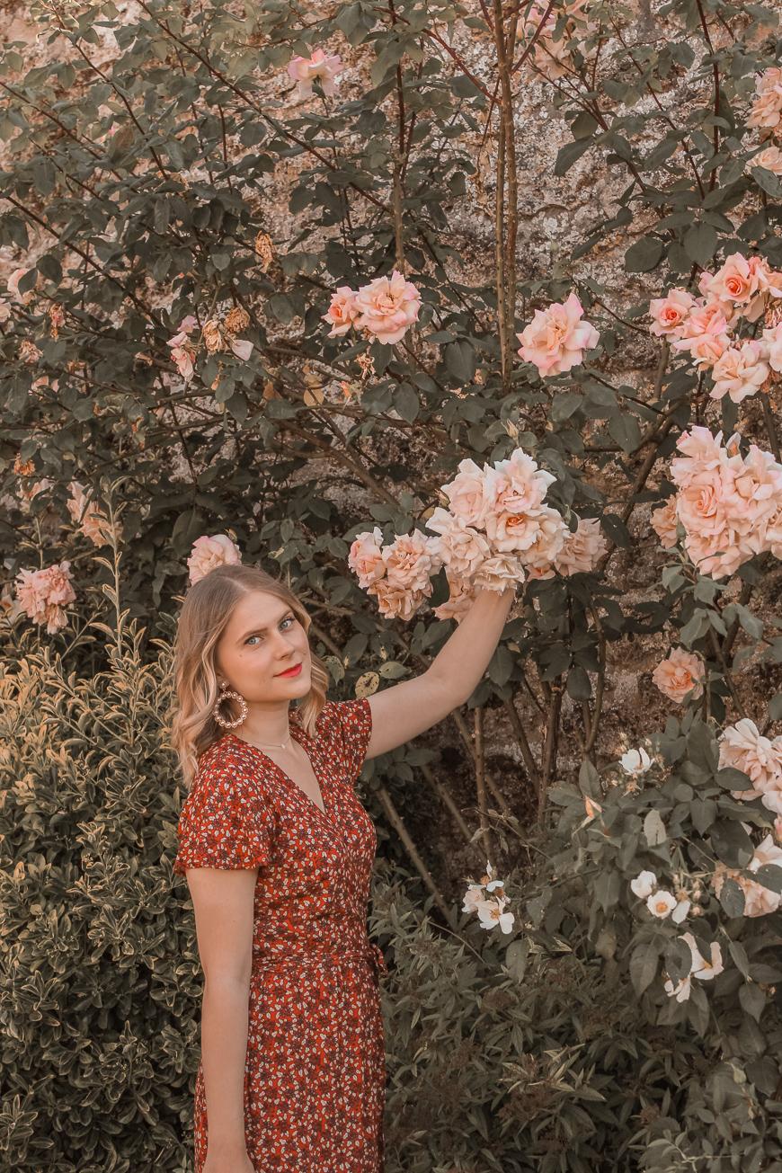 La robe Aatise parfaite pour le printemps et made in France - Blog Mangue Poudrée - Blog mode et lifestyle à Paris - 18