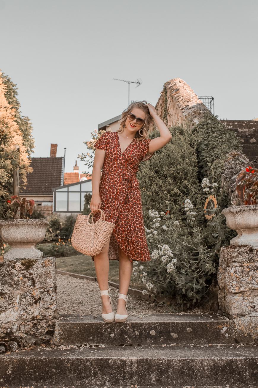 La robe Aatise parfaite pour le printemps et made in France - Blog Mangue Poudrée - Blog mode et lifestyle à Paris - 6