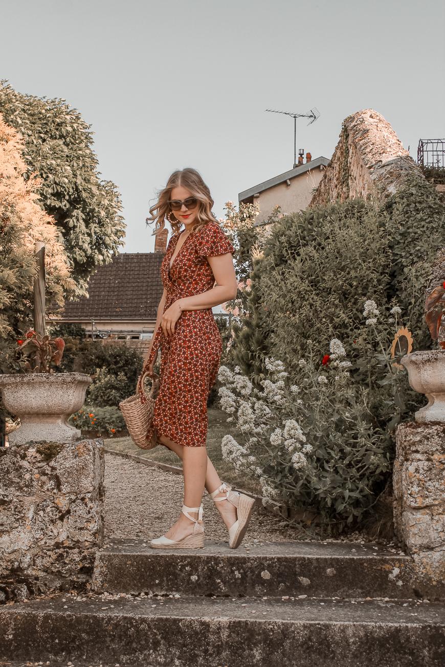La robe Aatise parfaite pour le printemps et made in France - Blog Mangue Poudrée - Blog mode et lifestyle à Paris - 8