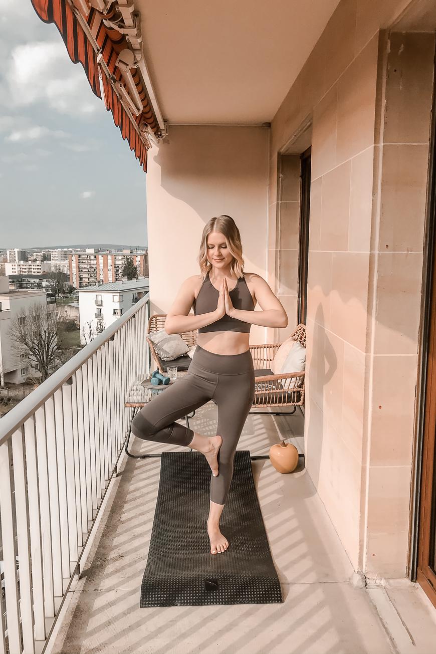 Mes 3 applications de yoga pour débutantes - Mangue Poudrée - Influenceuse reims Paris - Blog mode, beauté et lifestyle - 1