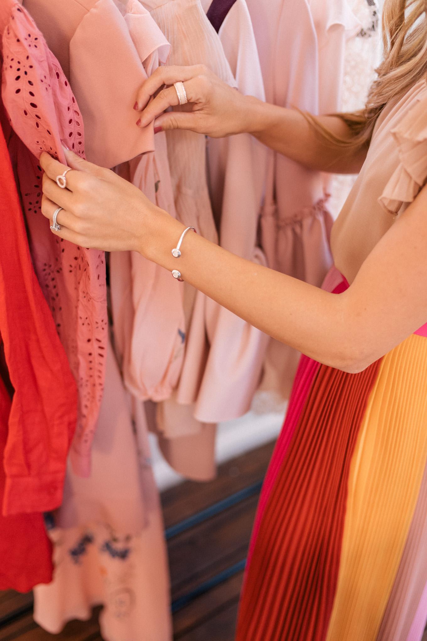comment porter le bracelet jonc julia berolzheimer seul